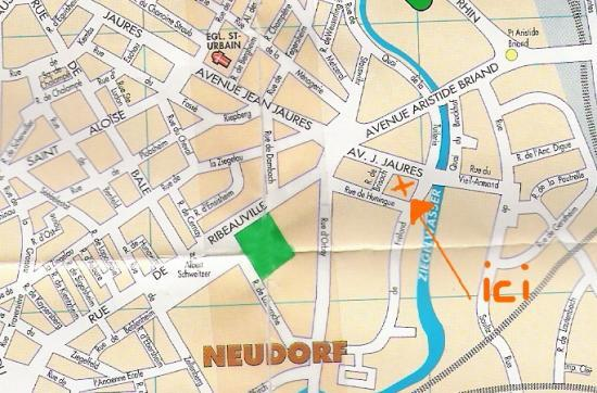 plan neudorf